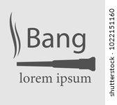 bang logo concept