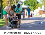 kiev  ukraine   august 15  2017 ... | Shutterstock . vector #1022177728