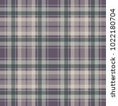 check plaid pixel fabric... | Shutterstock .eps vector #1022180704