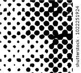 black and white grunge line... | Shutterstock . vector #1022251924