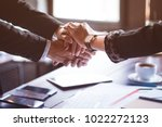 business trust commitment...   Shutterstock . vector #1022272123