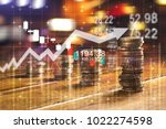 finance and business concept.... | Shutterstock . vector #1022274598