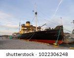 tallinn  estonia  december 31 ... | Shutterstock . vector #1022306248