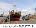 tallinn  estonia  december 31 ... | Shutterstock . vector #1022307514