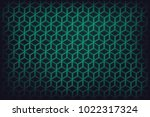 abstract geometric background... | Shutterstock .eps vector #1022317324