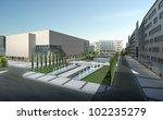 3d building | Shutterstock . vector #102235279