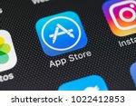 sankt petersburg  russia ... | Shutterstock . vector #1022412853