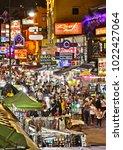 bangkok  thailand   jan 12 ...   Shutterstock . vector #1022427064