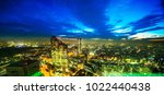 asia business concept for real... | Shutterstock . vector #1022440438
