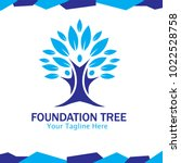 tree health logo | Shutterstock .eps vector #1022528758