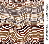 wavy background. seamless... | Shutterstock . vector #1022540500