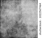grunge gray background with... | Shutterstock . vector #1022567464