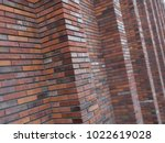 perspective diagonal view on... | Shutterstock . vector #1022619028