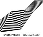 abstract black and white... | Shutterstock . vector #1022626630