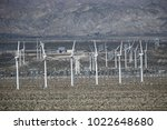 Windmills In Coachella Valley