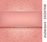 Background Pink Ornamental...