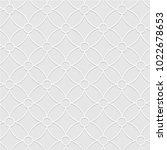 seamless pattern of rhombuses... | Shutterstock .eps vector #1022678653