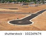 desert land development in utah | Shutterstock . vector #102269674