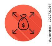 sack dollar saving