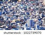 shinjuku  tokyo  japan  ... | Shutterstock . vector #1022739070
