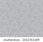 vector ornamental pattern | Shutterstock .eps vector #1022761189