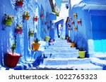 traditional moroccan... | Shutterstock . vector #1022765323
