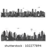 vector illustration.city... | Shutterstock .eps vector #102277894