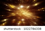 abstract gold background.... | Shutterstock . vector #1022786338
