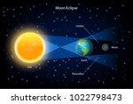 Lunar Eclipse Vector...