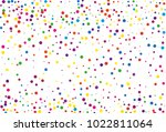 festival pattern with color... | Shutterstock .eps vector #1022811064