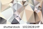 abstract polygonal mosaic... | Shutterstock .eps vector #1022828149