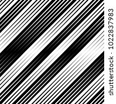 abstract black diagonal striped ... | Shutterstock .eps vector #1022837983