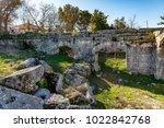 fethiye  mugla   turkey.... | Shutterstock . vector #1022842768