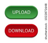 Green Upload Button  Red Butto...