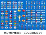 football world championship... | Shutterstock .eps vector #1022883199