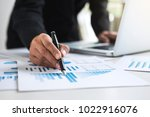 business financing accounting... | Shutterstock . vector #1022916076
