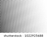 modern halftone background.... | Shutterstock .eps vector #1022925688