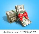 concept of money deposite bonus ... | Shutterstock . vector #1022949169
