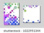 light multicolor  rainbowvector ... | Shutterstock .eps vector #1022951344