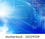 programming and technology...   Shutterstock . vector #10229539