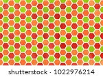 watercolor red  green and... | Shutterstock . vector #1022976214