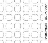 seamless ornamental vector...   Shutterstock .eps vector #1022977054