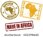 set of grunge rubber stamps... | Shutterstock .eps vector #102298660