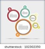 vector sphere presentation ... | Shutterstock .eps vector #102302350