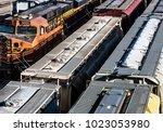 st. louis  missouri  united... | Shutterstock . vector #1023053980