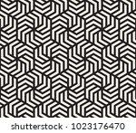 vector seamless pattern. modern ... | Shutterstock .eps vector #1023176470