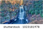 """Small photo of The """"Niagara of Pennsylvania,"""" Bushkill Falls is among the Keystone State's most famous scenic attractions."""