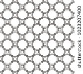 pattern abstract geometric... | Shutterstock .eps vector #1023207400