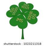 integrated management system ... | Shutterstock . vector #1023211318