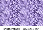 ultra violet abstract vector... | Shutterstock .eps vector #1023213454